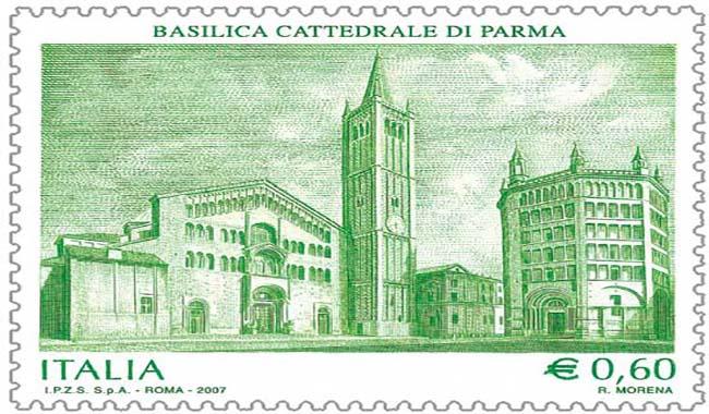 Un francobollo per Parma 2020