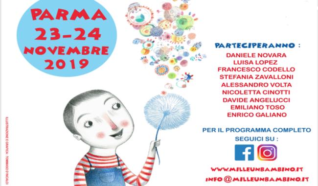 """Infanzia a ritmo naturale. Arriva a Parma il Festival """"Mille e un bambino"""""""