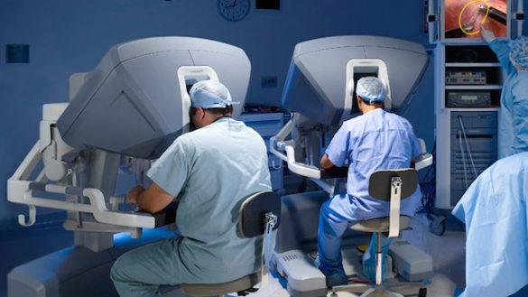 Ospedale di Parma, debutta il robot chirurgico Da Vinci!