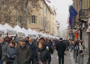 Appuntamento per domenica 8 dicembre, Natale con Parma Viva