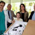 Una sonda endoscopica per i bambini